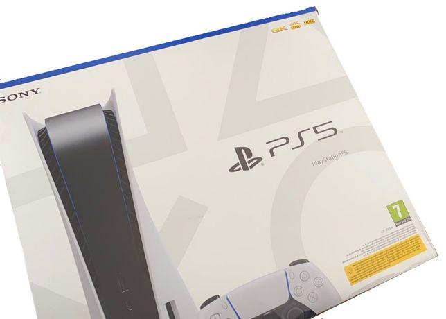 PS5 Playstation 5 BLU-RAY HDD 825 GB