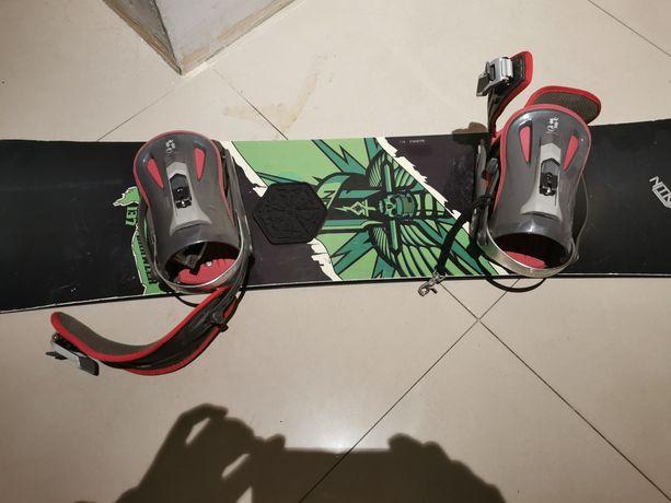 Deska snowboardowa Nitro