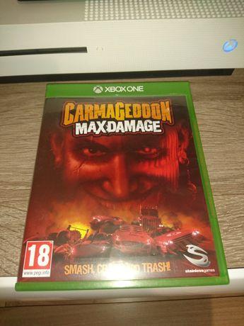 Carmageddon Xbox One Zielona Góra Pudelkowa Igła!