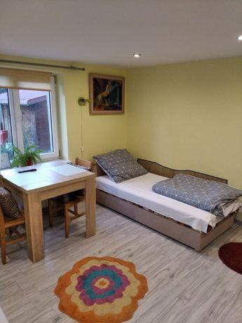 domki całoroczne i pokoje na noclegi pracownicze