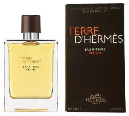 Hermes Terre d'Hermes Eau Intense EDP. Perfumy męskie 100 ml KUP TERAZ