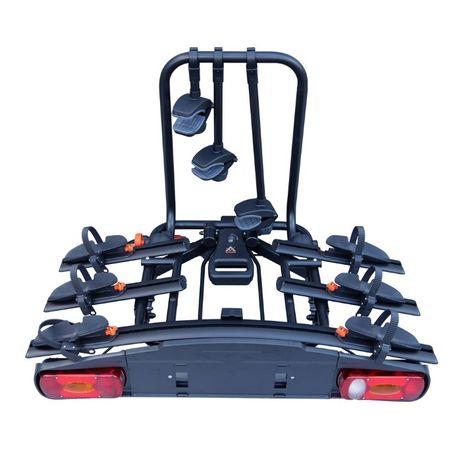 AGURI - Bagażnik Platforma Row. Hak Active Bike 3/4 HIT black