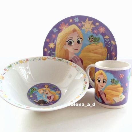 Набор детско посуды Герои любимых мультфильмов
