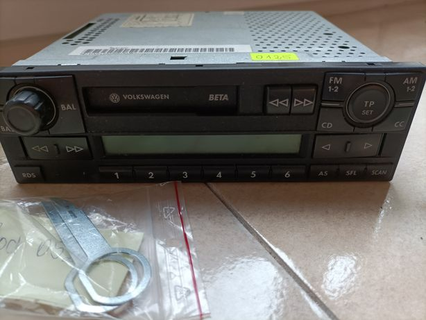 Radio Blaupunkt VW polo/lupo