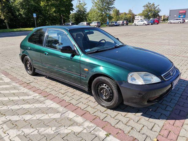 Honda Civic VI 1.4 LPG 90km, KAT