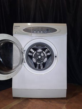 Узкая 3.5 кг 800 об стиральная машина SAMSUNG. Доставка бесплатно!