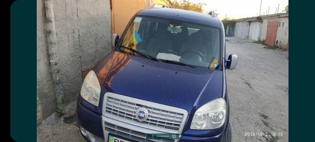 Продам Fiat Doblo