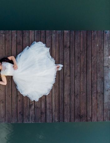 Suknia ślubna AFRODYTA plesura