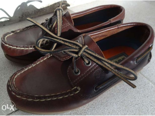 Sapatos de vela mocassins Timberland ( 34 ) Unisexo