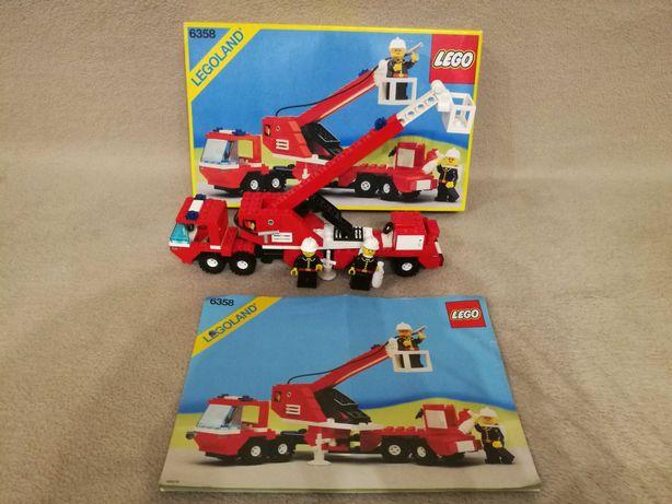 Lego 6358 Town Snorkel  Squad.  City miasto