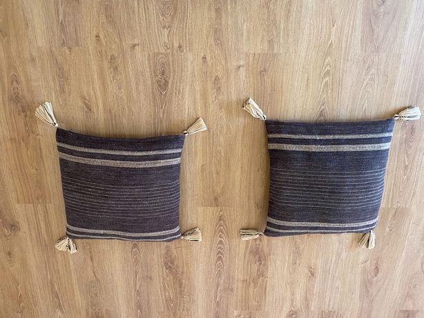 Conjunto 2 almofadas decorativas Zara Home
