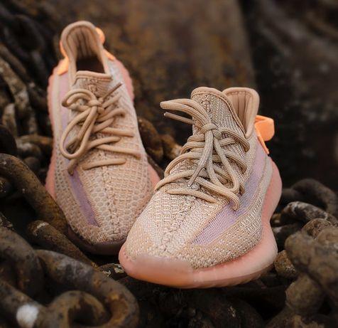 Кроссовки Adidas Yeezy Boost 350 v2 Clay 36-45р БЕЗ ПРЕДОПЛАТЫ