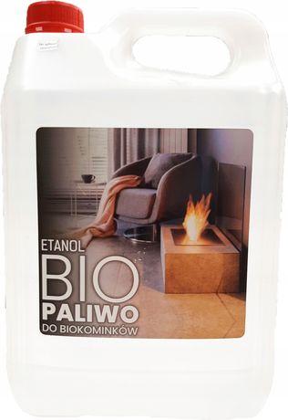 Paliwo do Biokominka Biopaliwo Bioetanol Etanol 5l