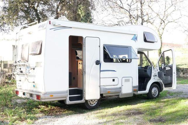Aluguer Autocaravana 80eur