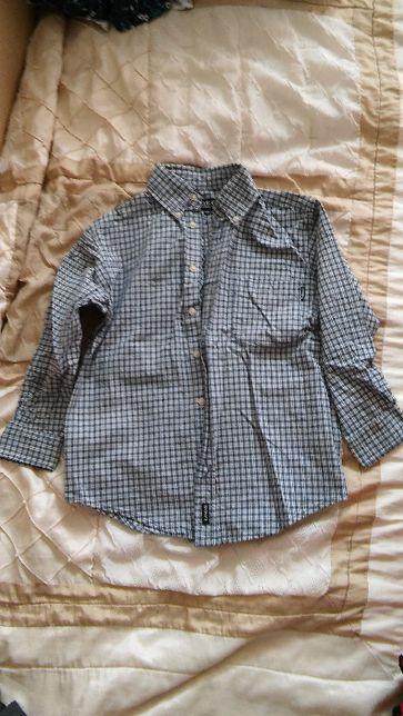 Koszula z długim rękawem 122 cm L.O.G.G.