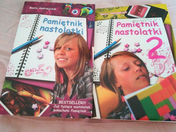 Pamiętnik nastolatki 1 i 2 Beata Andrzejczuk
