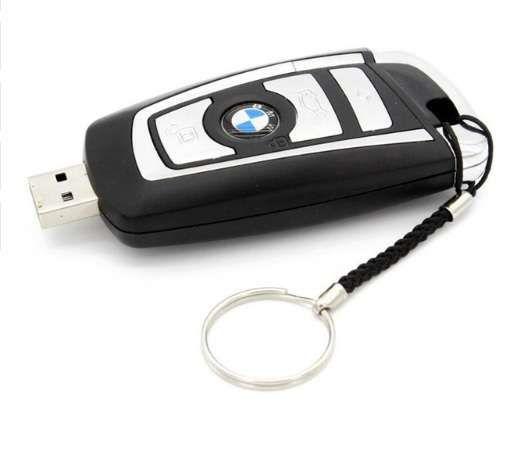 Pen Drive Chave BMW de 8 GB
