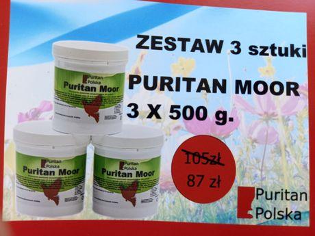 Zestaw promocyjny Puritan Moor 3x500g