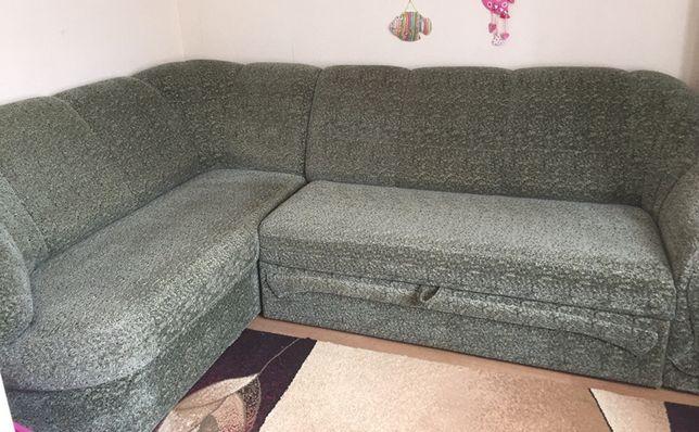 Мягкий уголок + кресло