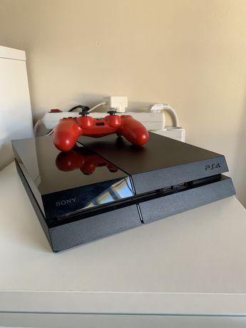 PS4 500GB + Comando