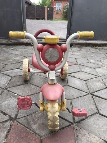 Продам детский 3- колесный велосипед