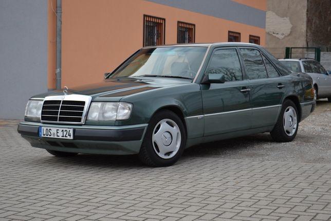 Mercedes Benz W124 2.3 Benzyna Klimatyzacja Webasto 1992r.