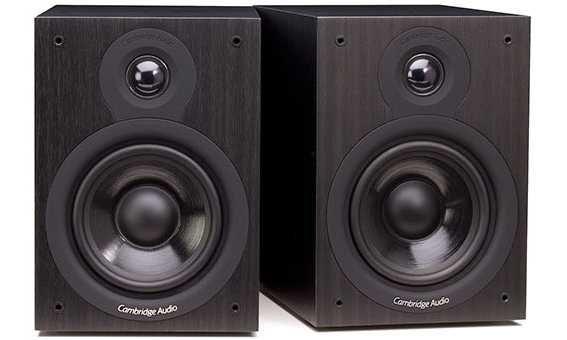 Cambridge Audio SX-50 Black