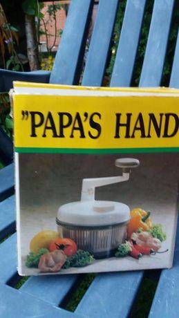 Ręczny rozdrabniacz do warzyw PAPA'S HAND