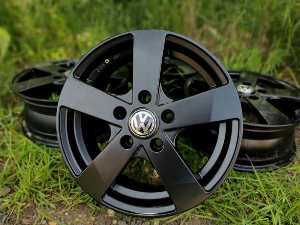 Диски VW R15 5x112 Caddy Touran Golf Jetta T4 Passat b5 Skoda A5 Seat