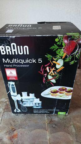 Комплектующие  блендера Braun Multiquick 5 MR 550 Buffet