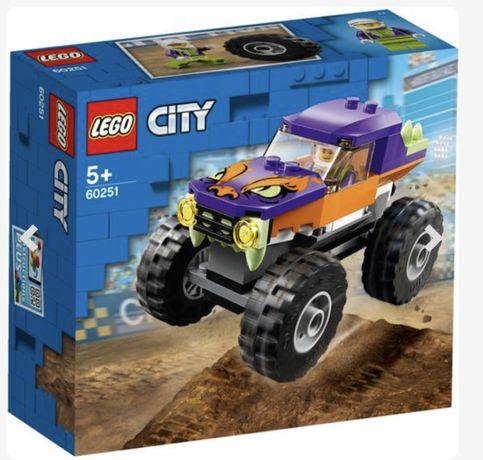 LEGO City - Camião Gigante - 60251