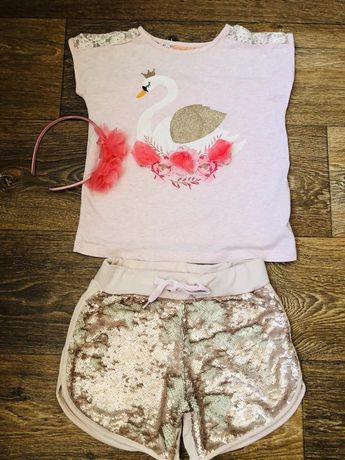Костюм летний футболка и шорты