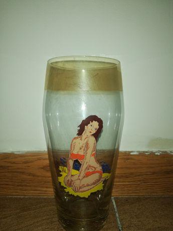 Pokal, szklanka lata 80