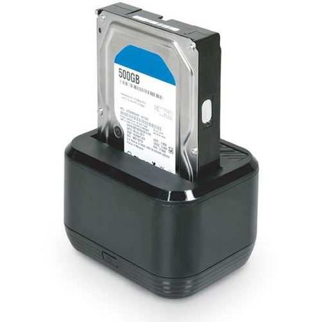 Docking Sation Port Connect para Discos HDD