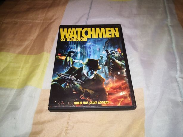 Watchmen Os guardiões
