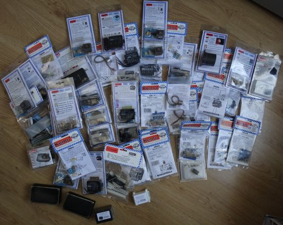 Kits de Electrónica KEMO