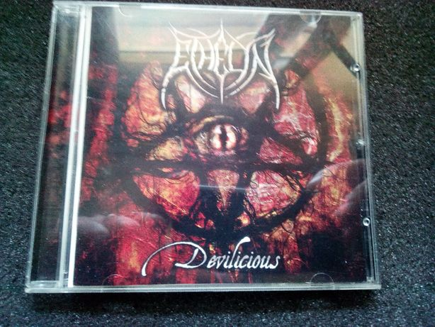 "Ethelyn ‎- ""Devilicious"" CD Death Metal"