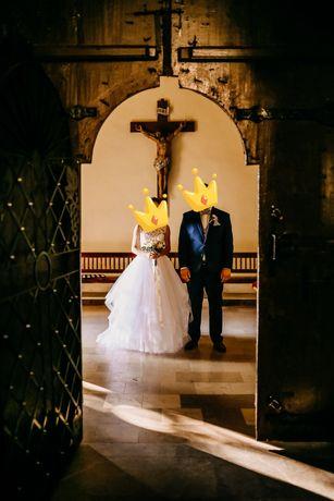 Suknia ślubna Margarett Nenufar