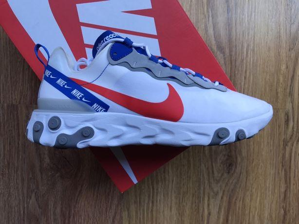 Кроссовки Nike REACT ELEMENT 55 CD7340-100 оригинал