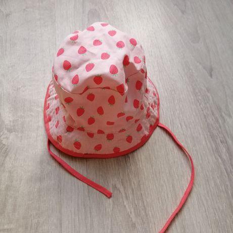 Шляпка шляпа панамка кепка H&M 4-6 мес