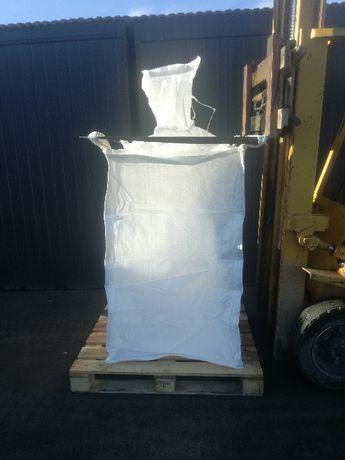 Worki Big Bag Używane rozmiar 97/97/175cm lej/lej do Spożywki