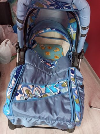Wózek dziecięcy, spacerówka, nosidełko 3w1