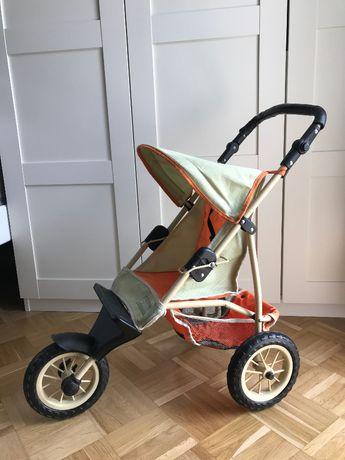 Wózek zabawkowy spacerówka