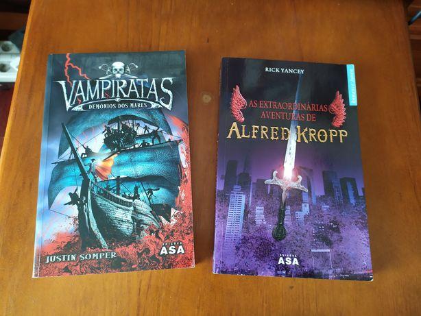 Livros jovem Adulto e Adolescentes