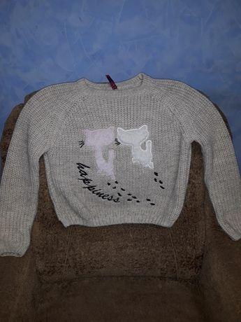Продам школьный свитер на девочку