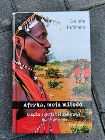 "Książka ""Afryka, moja miłość"""