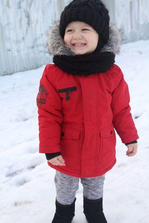 Куртка зима мальчик