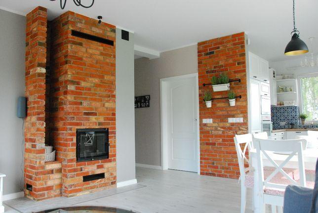 Stara cegła, płytki z cegły