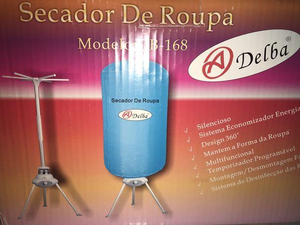 Secador roupa Delba db168