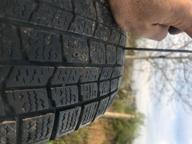 Шини Колеса Гума зимова 4шт Dunlop 195/65R15, оригінал в-цтва без гуль